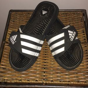 Adidas Velcro Closure Sandals/Flip Flops